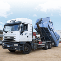 trasporto cassone merci